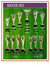 Trophées soccer