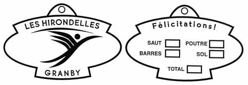Médailles dessin